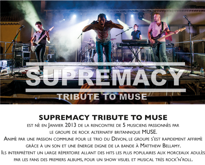 I Notte di A Ruscana Supremacy Tribute To Muse