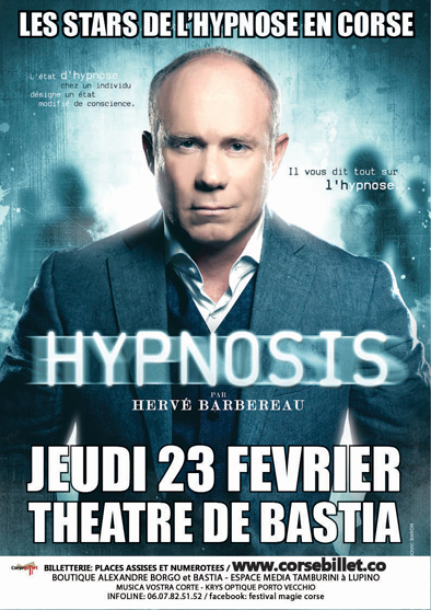 HYPNOSIS by HERVE BARBEREAU