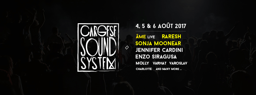 CARGESE Sound System 2017