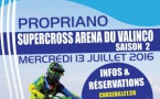 Supercross de VIGGIANELLO 2016