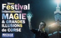 FESTIVAL INTERNATIONAL MAGIE ET GRANDES ILLUSIONS DE BASTIA fevrier 2017