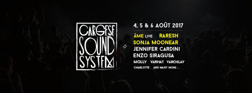 CARGESE Sound System Août 2017