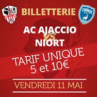 Domino's Ligue 2 / Saison 2017-2018 / Journée 38