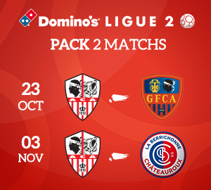 Pack 2 match ACA