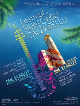 Festival du Fium'Orbu CALZARELLU