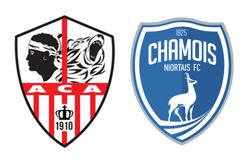 LFP Domino's Ligue 2 / Saison 2018-2019 / Journée 24