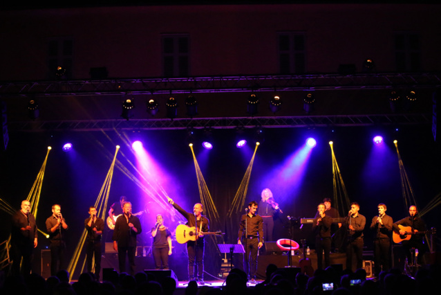 INSEME IN SCENA en concert à AJACCIO novembre 2018
