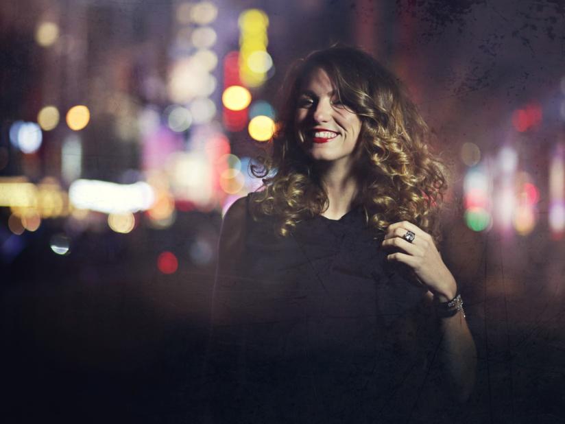 Diana Saliceti - Lettera da New York