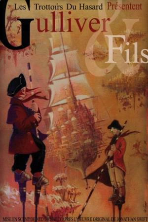 THEATRE JEUNE PUBLIC   « Gulliver et fils » mars 2019