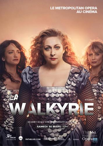 La Walkyrie - vidéotransmission  - mars 2019