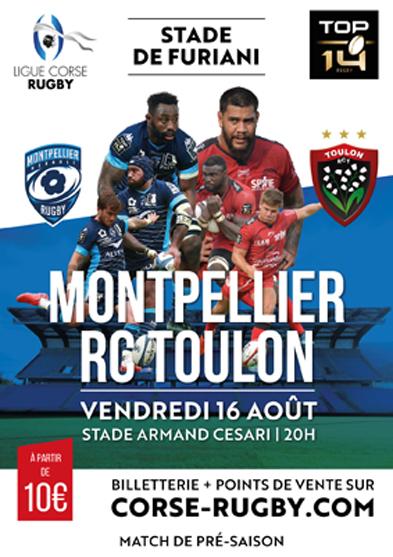 Montpellier / RC Toulon
