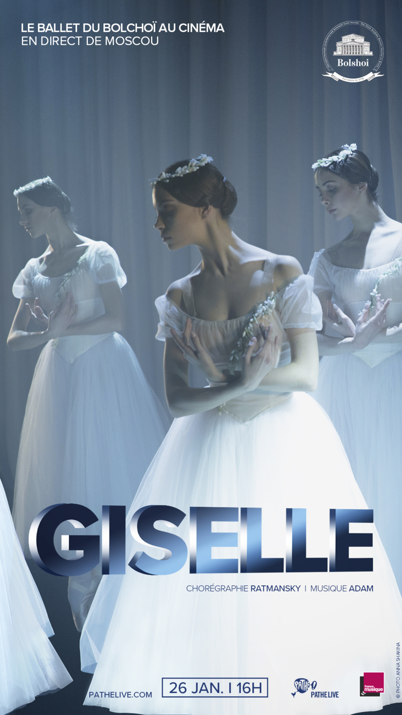 VIDEOTRANSMISSION « GISELE»