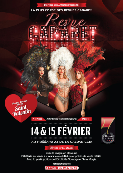 La Revue Cabaret 2020