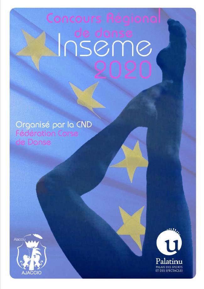 INSEME 2020 - Rencontres européennes de Danse