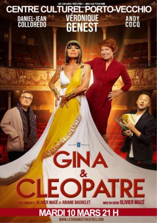 Gina et Cléopatre