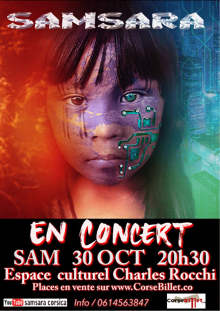 Samsara en concert
