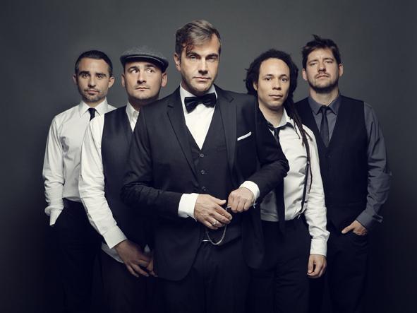 Electro Deluxe Octobre 2014