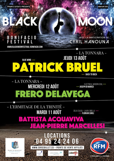 Festival Black Moon AOUT 2015