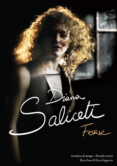 Diana SALICETI en concert DECEMBRE 2015