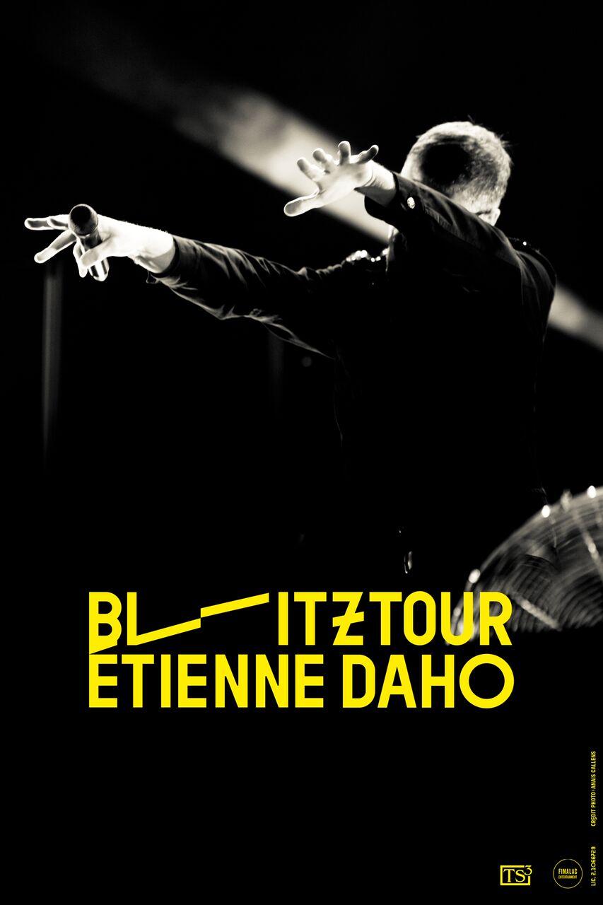 30° Festival de Chanson française d'ERBALUNGA, Etienne DAHO aout 2018