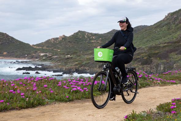 Les sorties à vélo électrique de AppeBike au mois de mai