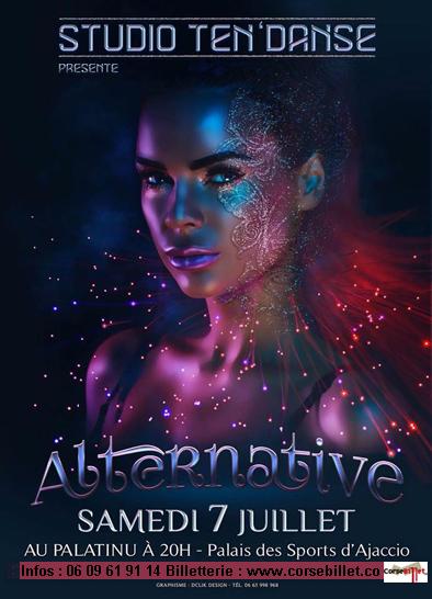 """ Alternative "" Juillet 2018"