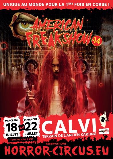 American freak Show - CALVI