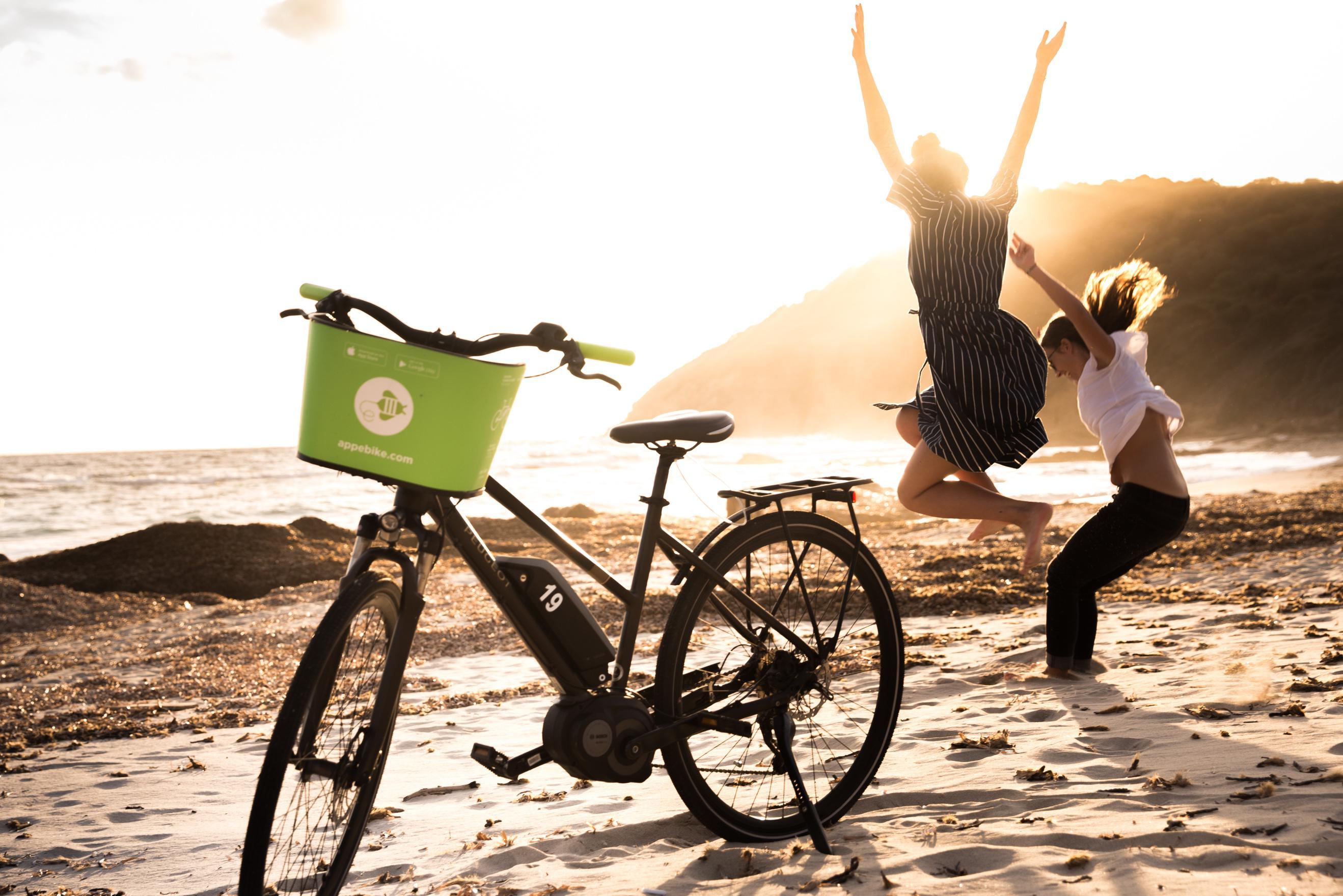 Les sorties à vélo électrique de AppeBike du samedi