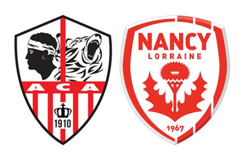 LFP Domino's Ligue 2 / Saison 2018-2019 / Journée 17