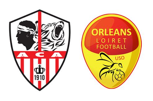 LFP Domino's Ligue 2 / Saison 2018-2019 / J 36