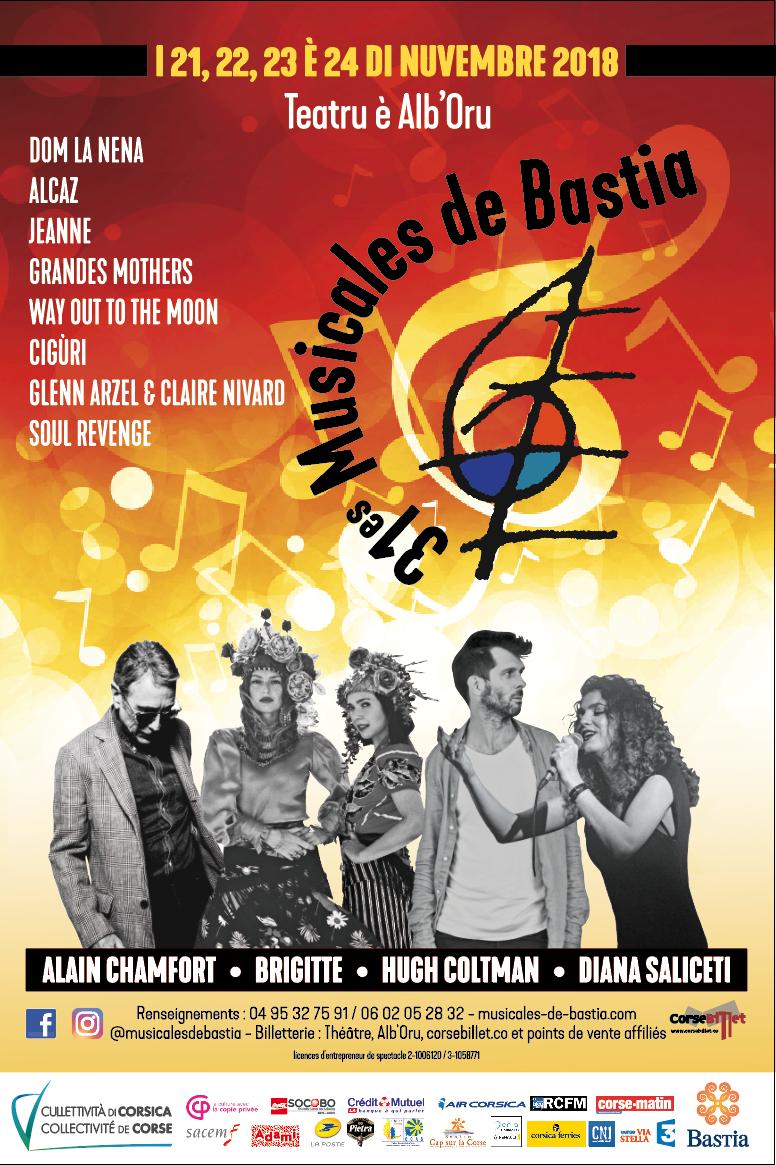 31° Musicales de BASTIA - Concert n°3