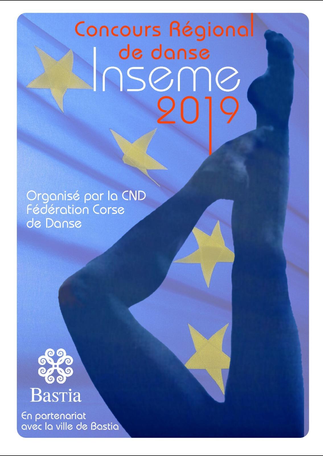 INSEME 2019 - Rencontres européennes de Danse