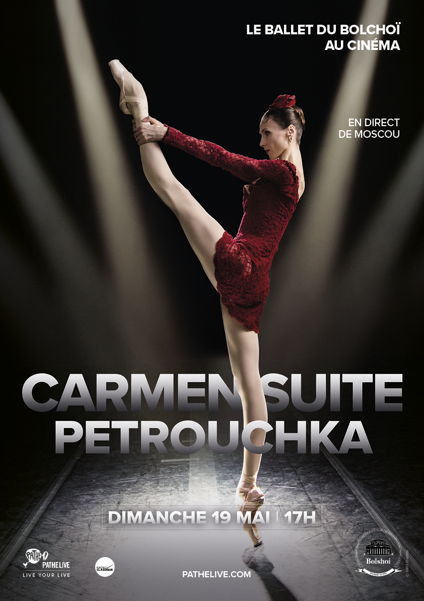 Carmen suite / Petrouchka - Vidéo transmission mai 2019