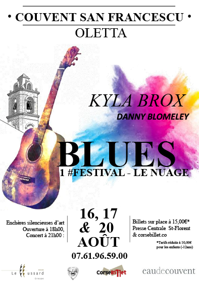 Le Nuage - Jazz Blues Festival