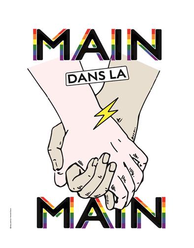 """""""Main dans la Main"""" à L'Aghja"""
