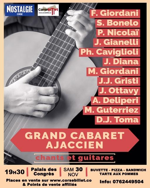 Le Grand Cabaret Ajaccien