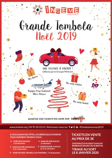 Tombola de Noel 2019