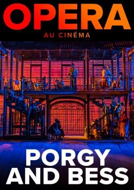 VIDEOTRANSMISSION « Les Gershwin - PORGY AND BESS»