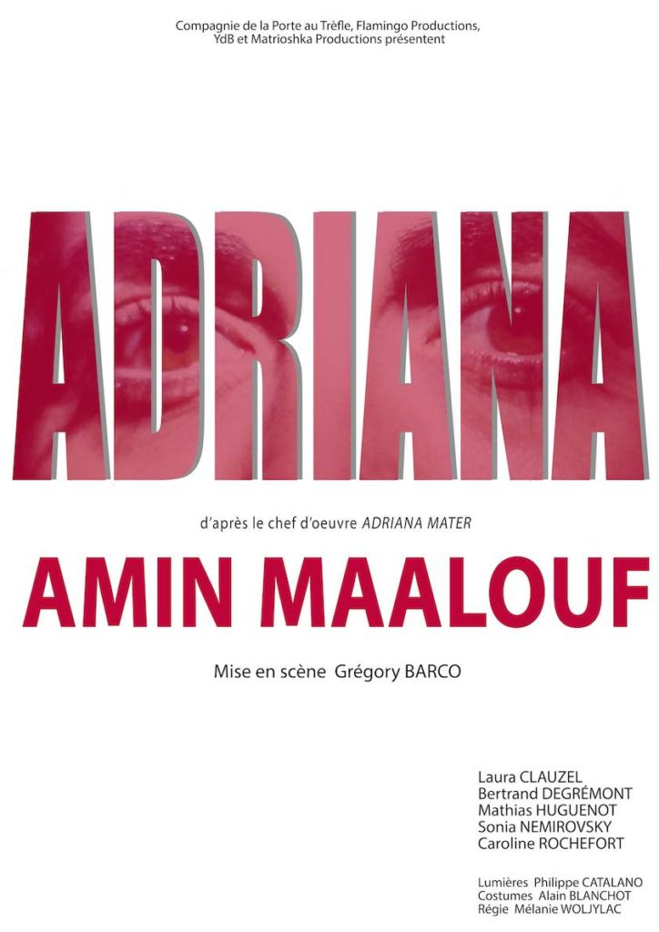 « Adriana » de Amin Maalouf