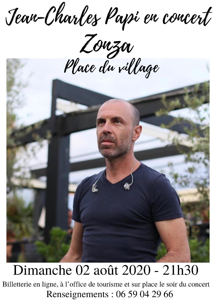 Jean Charles PAPI à ZONZA