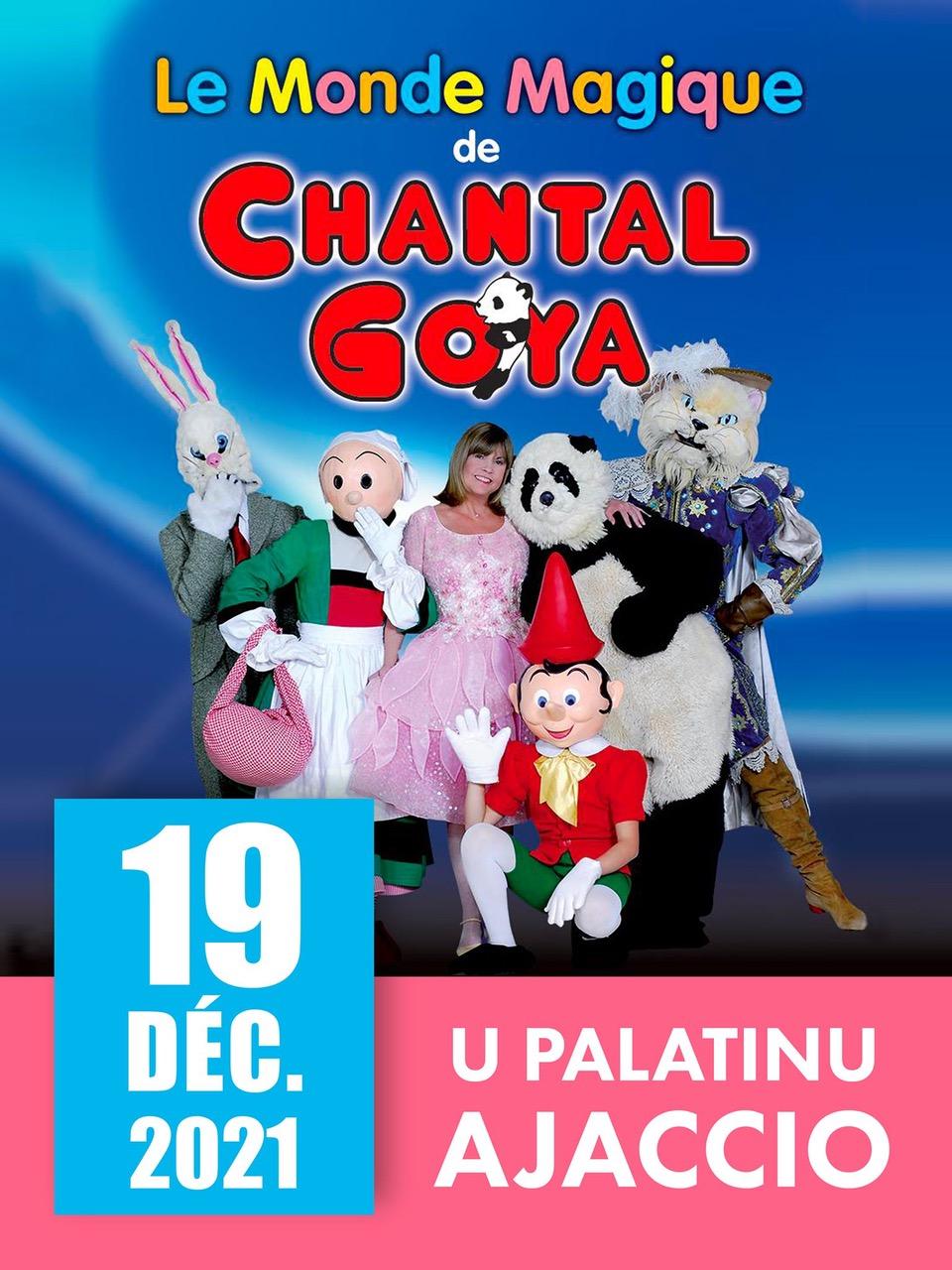 Chantal GOYA  - U Palatinu