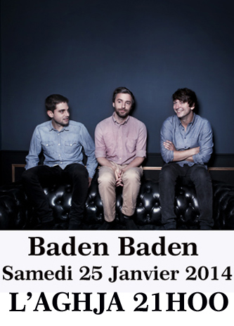 Baden Baden Janvier 2014