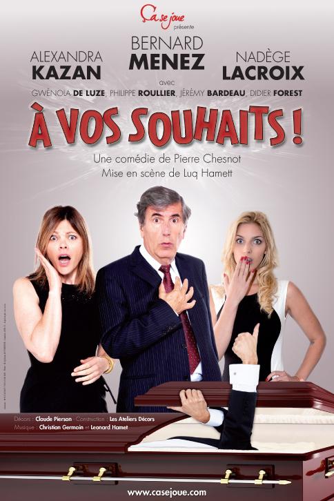 A Vos Souhaits Fvrier 2015