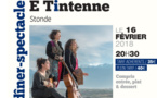 Scenina diner spectacle e tintenne