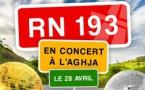 RN 193 en concert, au profit de la Marie Do