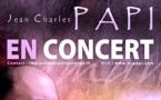 Jean Charles PAPI en concert