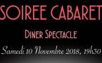 Soirée Cabaret - Dîner Spectacle