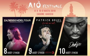 Aio Festivale - ZAZIE en concert
