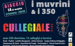 I Muvrini & I 350 Cullegiale