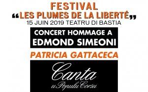 Festival Les plumes de la Liberté Soirée 1